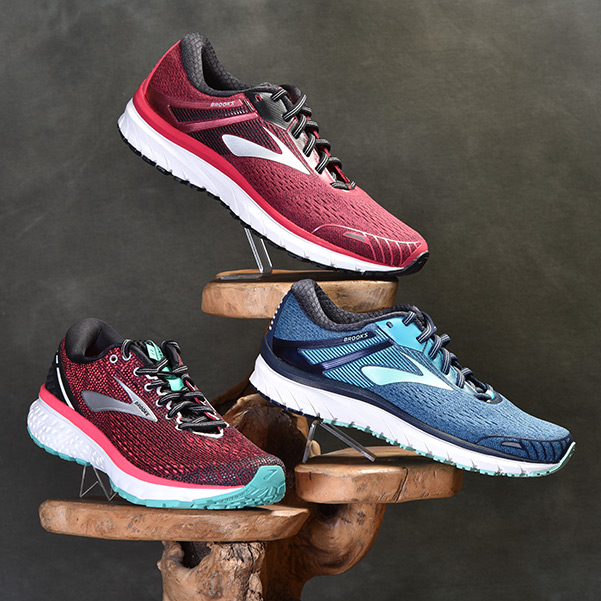 Women's sports and walking shoes