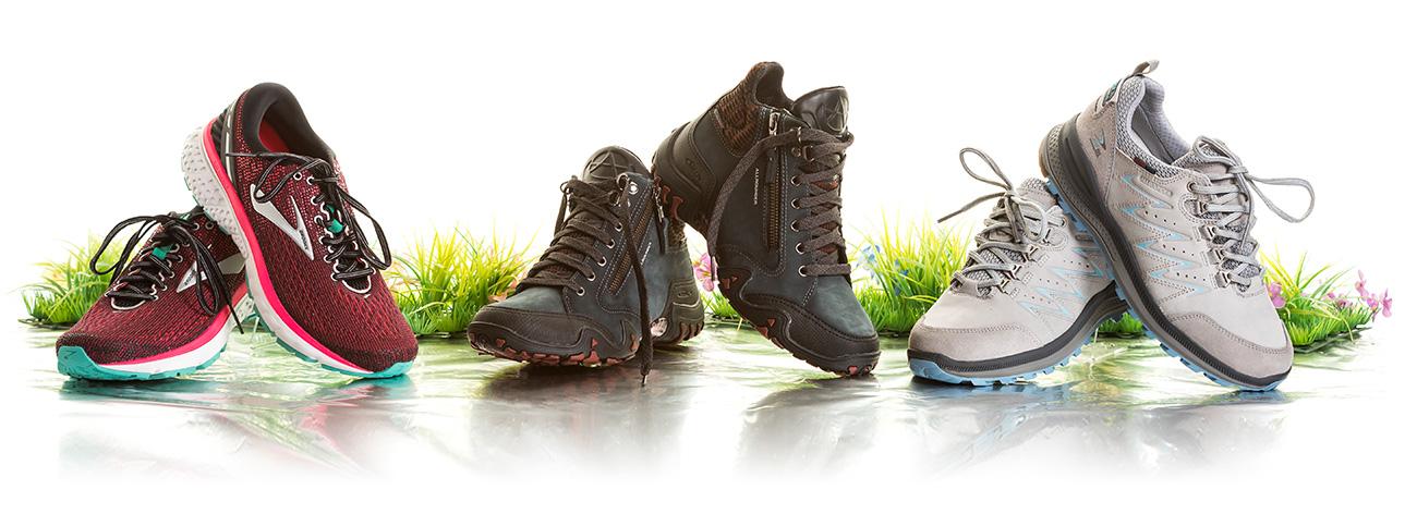 Sport & Walking Shoes