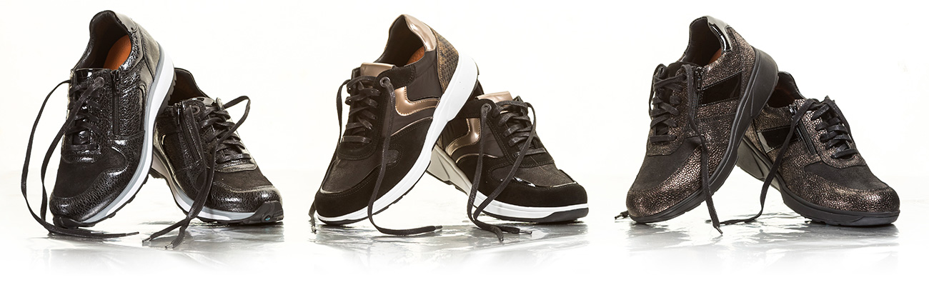 Women's sport and walking shoes