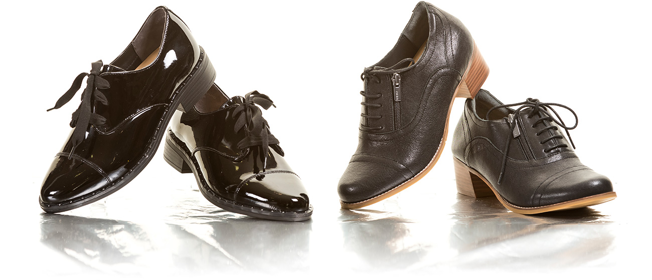 Ladies smart casual shoes